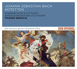 Johann Sebastian Bach: Motetten (Sony, Kulturspiegel)