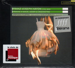 Franz Joseph Haydn: Arianna a Naxos, Lieder, Canzonettas (Ambronay)