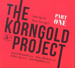 Erich Wolfgang Korngold: The Korngold Project, Part One (Two Pianists Records)