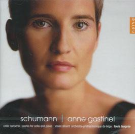Robert Schumann: Cello Concerto, Works for Cello and Piano (Naïve)