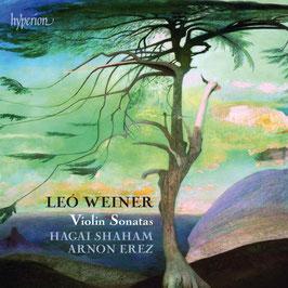 Leó Weiner: Violin Sonatas (Hyperion)