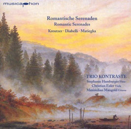 Romantische Serenaden: Kreutzer, Diabelli, Matiegka (Musicaphon)