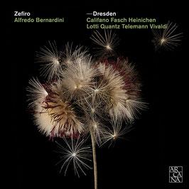 Dresden: Califano, Fasch, Heinichen, Lotti, Quantz, Telemann, Vivaldi (Arcana Outhere)