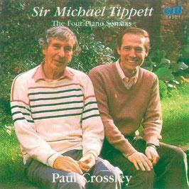 Michael Tippett: The Four Piano Sonatas (2CD, CRD)