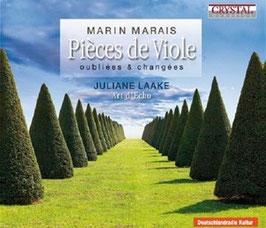 Marin Marais: Pièces de Viole oubliées & changées (Crystal)