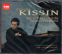 Ludwig van Beethoven: The Complete Piano Concertos (3CD, EMI)