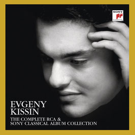 Evgeny Kissin: The Complete RCA & Sony Classical Album Collection (25CD, Sony)