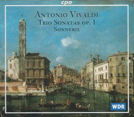 Antonio Vivaldi: Trio Sonatas Op. 1 (2CD, CPO)