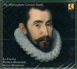 The Walshingham Consort Books (Ricercar)
