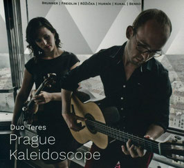 Prague Kaleidoscope (ArcoDiva)