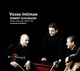 Robert Schumann: Piano Trios op. 63 & 100 (Challenge Classics)