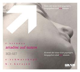 Richard Strauss: Ariadne auf Naxos, Vier letzte Lieder (3CD, Membran)