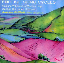 English Song Cycles: Vaughan Williams, Warlock (Regis)