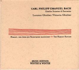Carl Philipp Emanuel Bach: Gamba Sonatas & Fantasias (Winter & Winter)