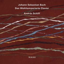 Johann Sebastian Bach: Das Wohltemperierte Clavier I (4CD, ECM)