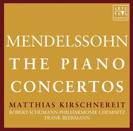Felix Mendelssohn-Bartholdy: The Piano Concertos (2CD, Arte Nova)