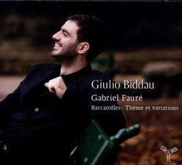 Gabriel Fauré: Barcarolles, Thème et variations (Aparté)