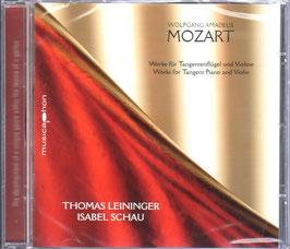 Wolfgang Amadeus Mozart: Werke für Tangentenflügel und Violine (Musicaphon)