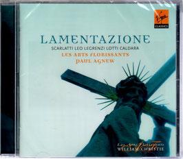 Lamentazione: Scarlatti, Leo, Legrenzi, Lotti, Caldara (Virgin Classics)