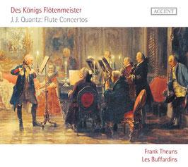 Johann Joachim Quantz: Des Königs Flötenmeister (Accent)