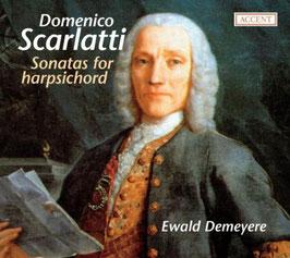 Domenico Scarlatti & Cia: Sonatas for harpsichord (Accent)