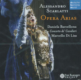 Alessandro Scarlatti: Opera Arias (Deutsche Harmonia Mundi)