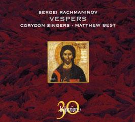 Sergei Rachmaninoff: Vespers (Hyperion)