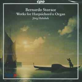 Bernardo Storace: Works for Harpsichord & Organ (CPO)