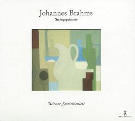 Johannes Brahms: String Quintets (Pan Classics)