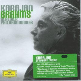 Johannes Brahms: Symphony Edition (3CD, Deutsche Grammophon)