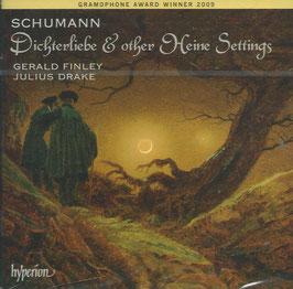 Robert Schumann: Dichterliebe & other Heine Settings (Hyperion)