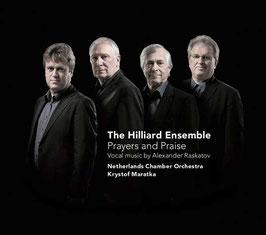 Alexander Raskatov: Prayers and Praise, Vocal Music (Challenge Classics)