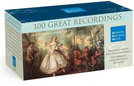 100 Great DHM Recordings (100CD, Deutsche Harmonia Mundi)