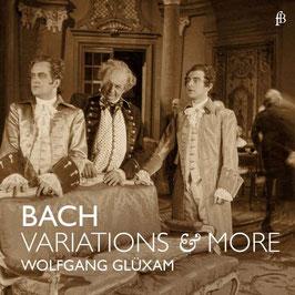 Johann Sebastian Bach: Variations & More (2CD, Fra Bernardo)