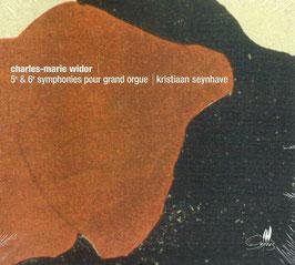 Charles-Marie Widor: 5e & 6e Symponies pour grand orgue (Cyprès)