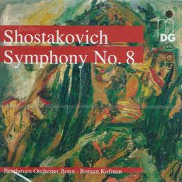 Dmitri Shostakovich: Symphony No. 8 (MDG)
