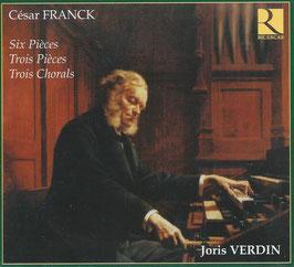 César Franck: Intégrale de l'oeuvre d'orgue (2CD, Ricercar)