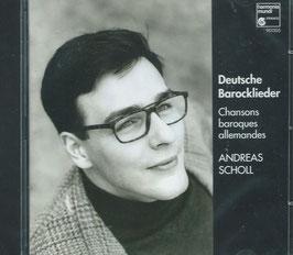 Deutsche Barocklieder (Harmonia Mundi)