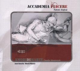 Claudio Monteverdi: Amor di Marte (Alqhai & Alqhai)