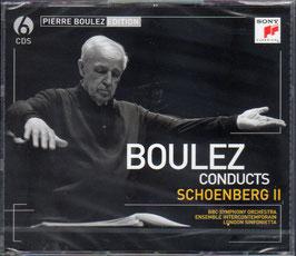 Arnold Schönberg: Boulez conducts Schoenberg II (6CD, Sony)