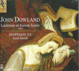 John Dowland: Lachrimae or Seaven Teares 1604 (SACD, Alia Vox)