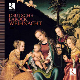 Deutsche Barock Weihnacht (7CD, Ricercar)
