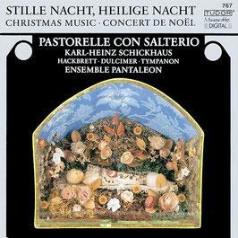 Pastorelle con Salterio, Christmas Music (Tudor)