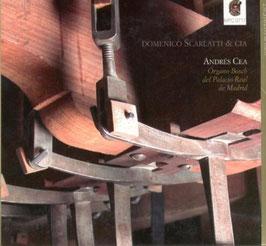 Domenico Scarlatti & Cia: Sonatas (gespeeld op orgel) (Lindoro)