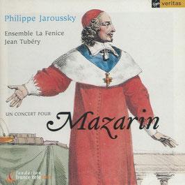 Mazarin, Musique italienne dans les collections françaises du Grand Siècle (Virgin Veritas)