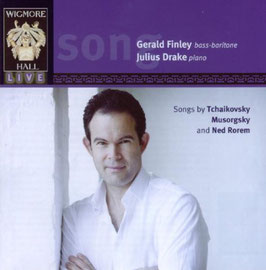 Songs by Tchaikovsky, Musorgsky and Ned Rorem (Wigmore Hall)