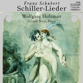 Franz Schubert: Schiller-Lieder (Tudor)