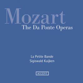 Wolfgang Amadeus Mozart: The Da Ponte Operas (9CD, Accent)
