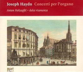 Franz Joseph Haydn: Concerti per l'organo (2CD, Briliant)