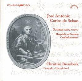 José Antonio Carlos de Seixas: Sonatas para cravo (Musicaphon)